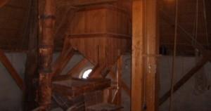 Jakobsladder met silo noordkoppel