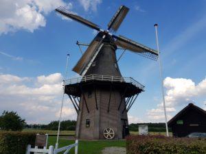 Voorkant molen