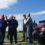 Wethouder Alwin te Rietstap bezoekt weidevogelbescherming
